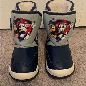 Snow/rain boots
